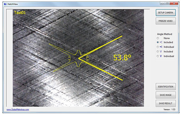 Measure crosshatch angle,consistency and cleanliness of honing process, engine performance,blow-by, oil consumption