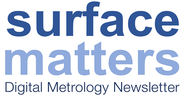 Surface Notes- Digital Metrology 'Surface Matters' Newsletter