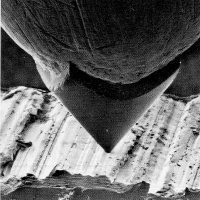 Digital Metrology - Stylus Flanking Figure 1