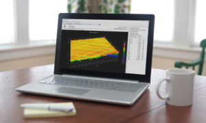 Surface texture analysis, remote analysis - Digital Metrology